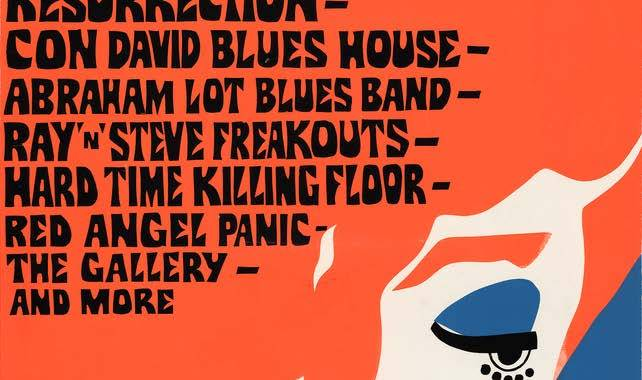 Adelaide Blues Festival 1969