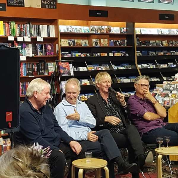 The Big Beat book launch in St Kilda