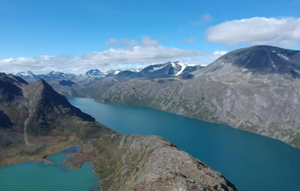 Knutshoe, Norwegen