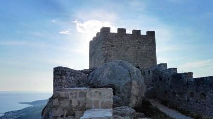 Omis Festung