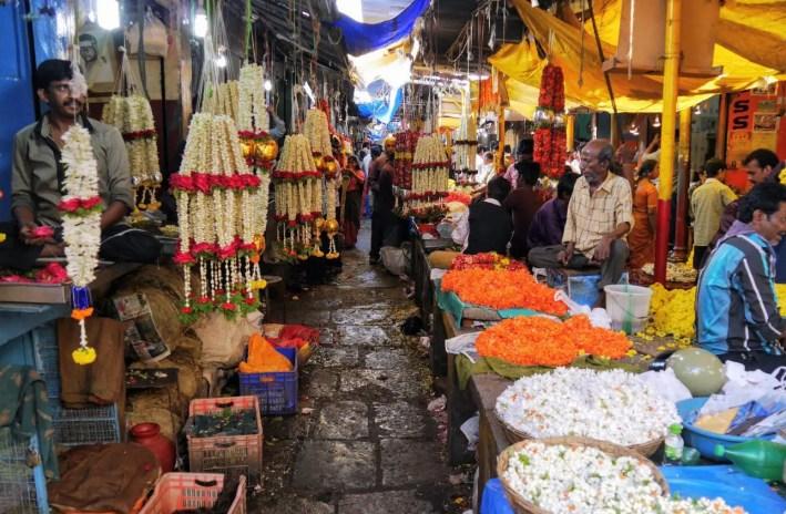Kerala Markt