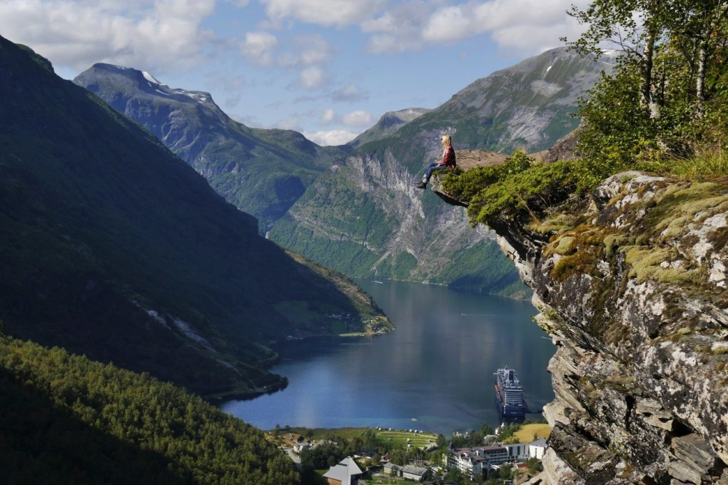 Best Photospot Geirangerfjord