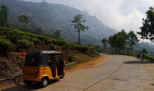 Tuktuk Coonoor