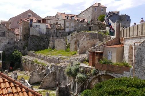 Dubrovnik Stadtmauer