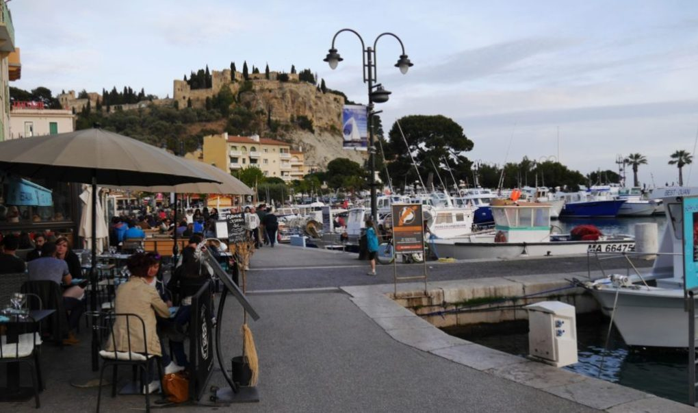 Cassis, Provence Roadtrip