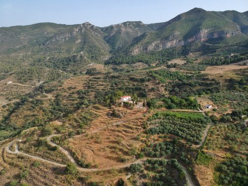 Secluded Airbnb andalusia