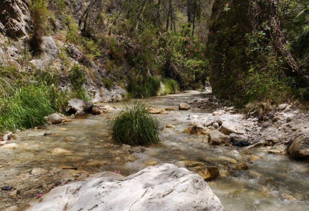 Rio Chillar Wanderung