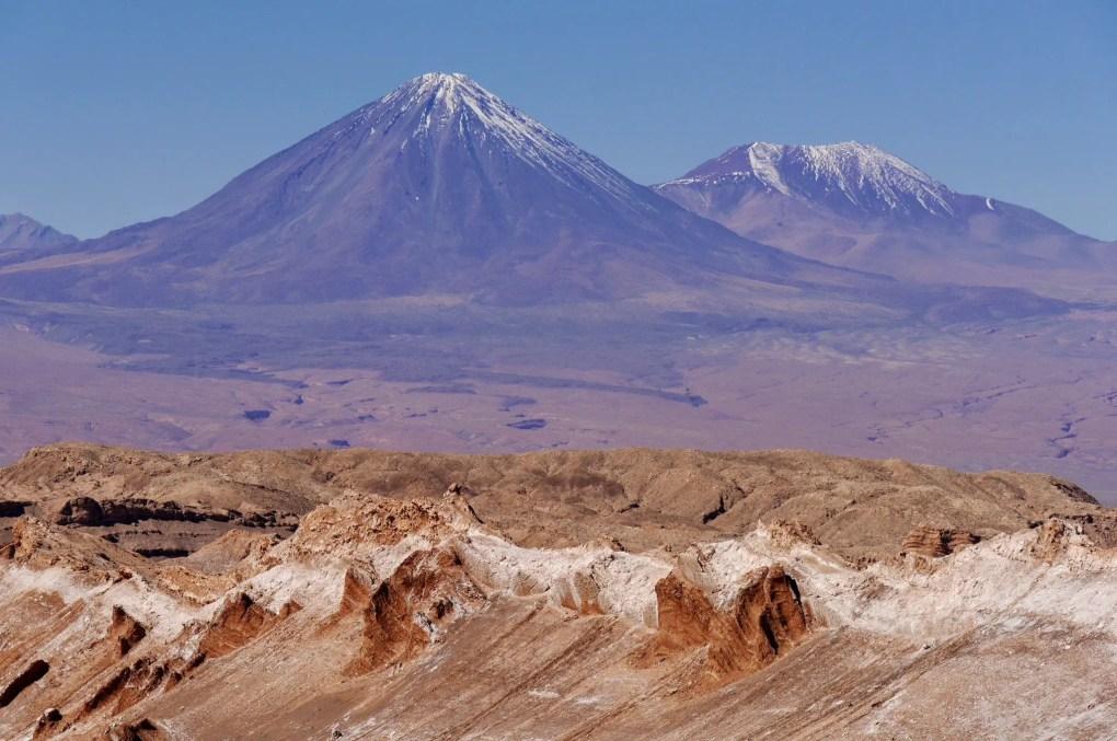 Valle de la Luna - Mit dem Fahrrad auf eigene Faust in die Atacama Wüste
