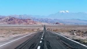 unendliche Weite in Argentinien Roadtrip