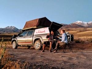 Vanlife Puna de Atacama