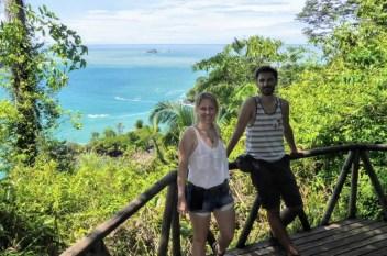 Manuel Antonio Nationalpark Aussichtspunkt