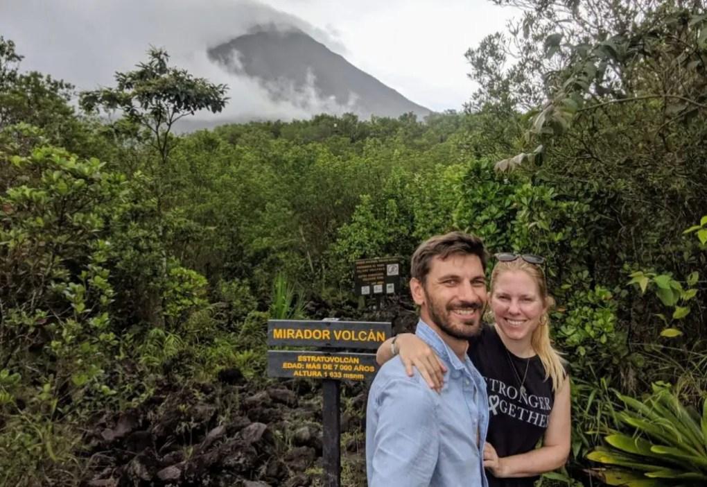 Arenal Vulcan Nationalpark Costa RIca
