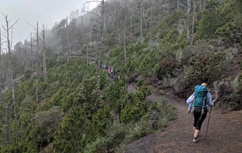 Acatenango Vulkan Wanderung | Alle Fakten zum Highlight Guatemalas