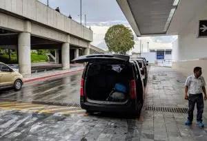 Taxi Shuttle am Guatemala City Flughafen