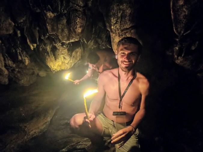 KabBan Höhlen in Semuc Champey