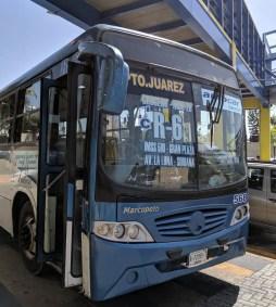 Bus zum Cancun Fährterminal