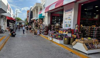 Souvenirs Shopping, Isla Mujeres