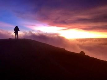 Sonnenaufgang Acatenango