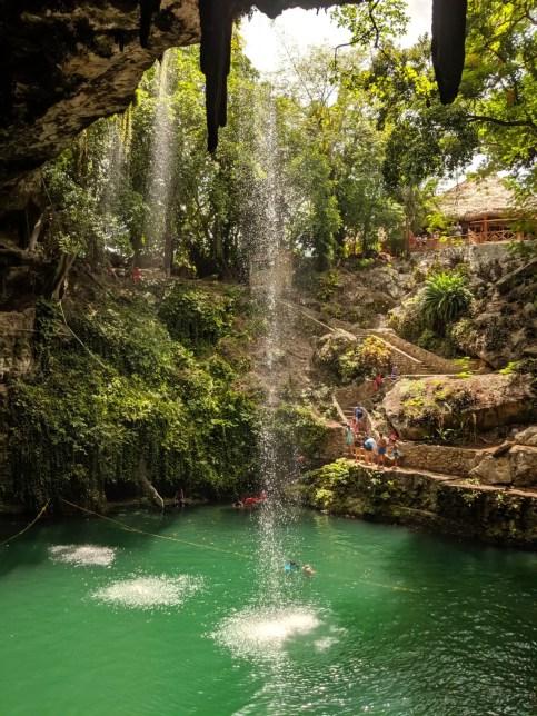 Cenote Caki, Valladolid