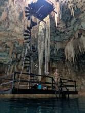 Agua Dulce Cenote