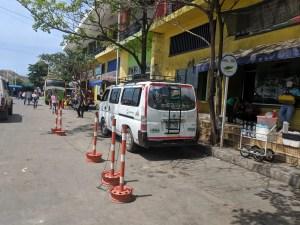 mit dem Bus von Santa Marta nach Minca