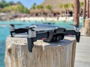 Packliste Drohne Mavic Air
