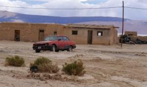 Paso de Jama Grenzübergang Chile nach Argentinien