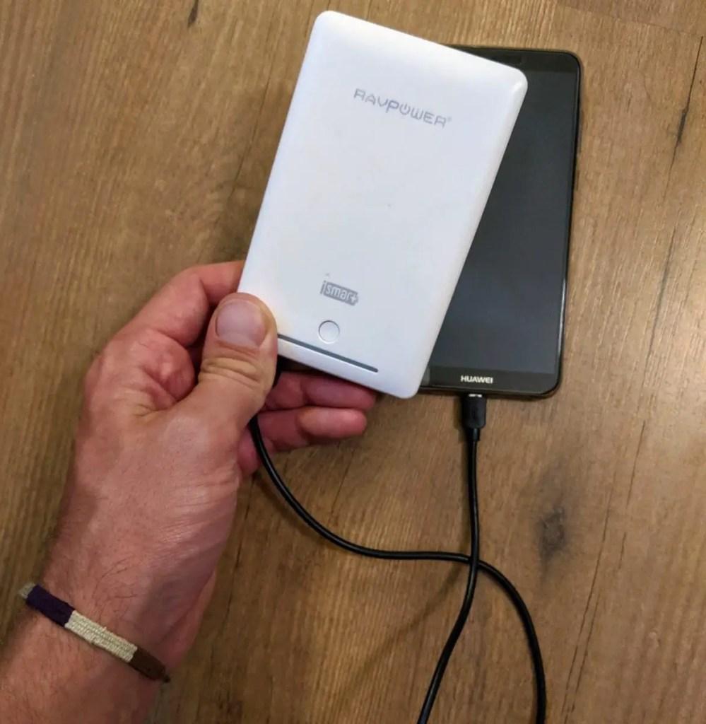 Packliste Powerbank