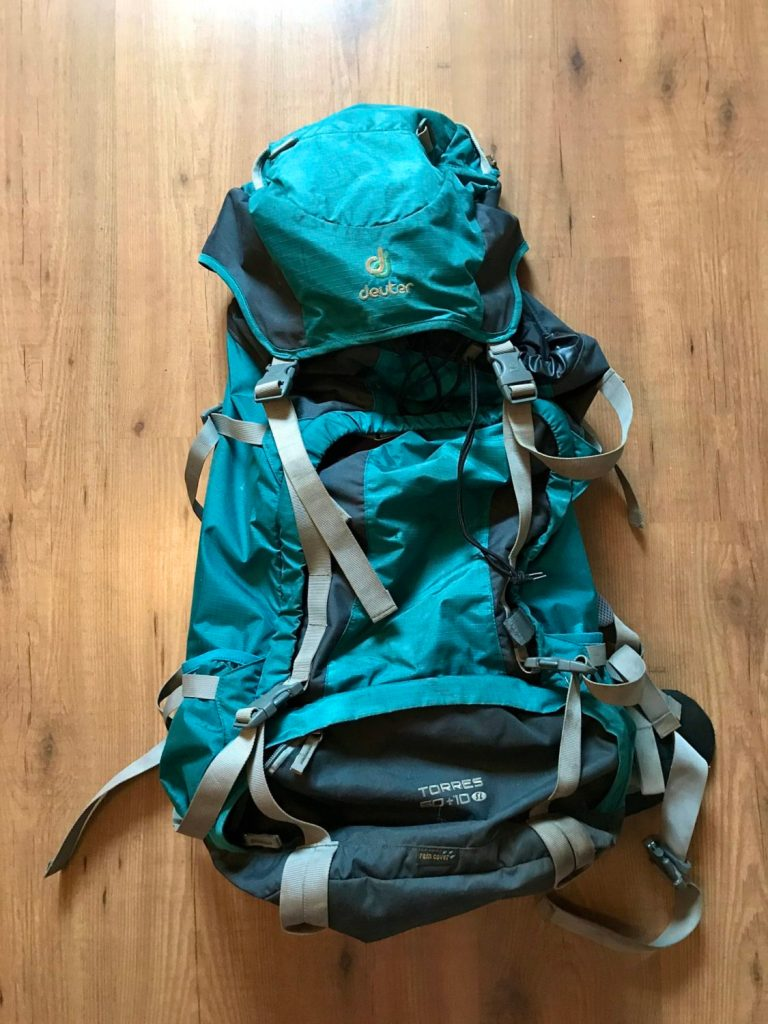 Deuter Backpacking Rucksack