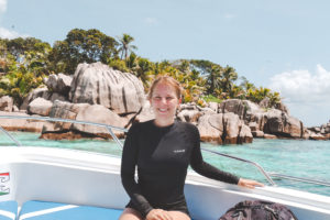 Bootsausflug zu Coco Island