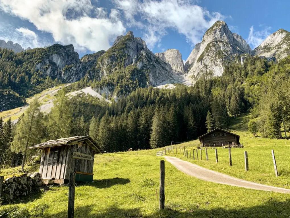 Gosausee Österreich | Wandern im Salzkammergut