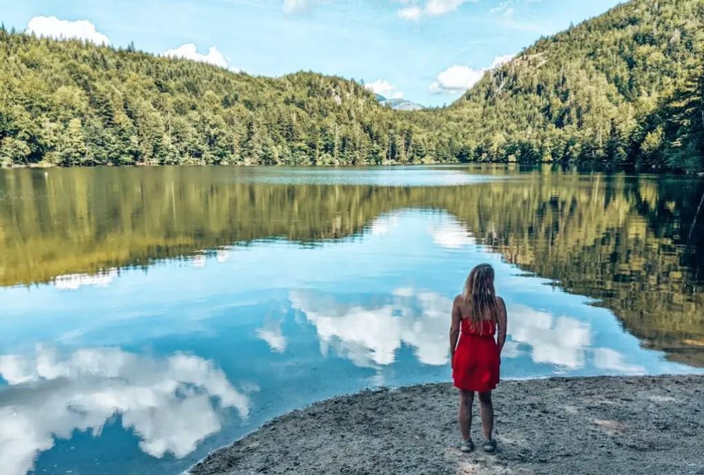 Nussensee Österreich