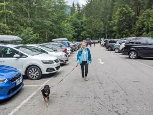 Parkplatz Liechtensteinklamm