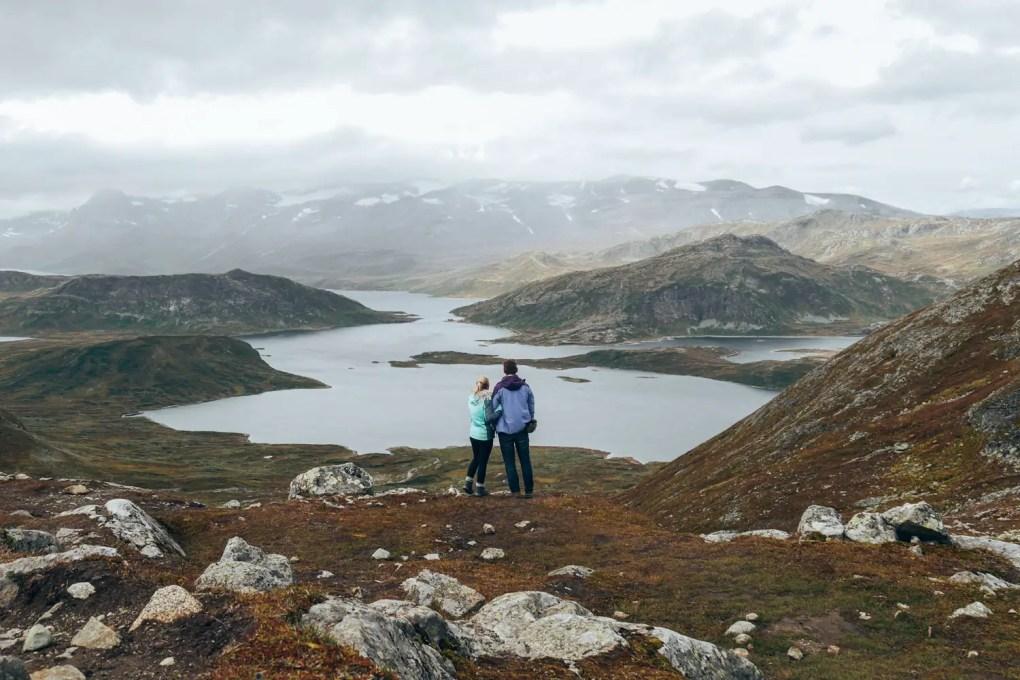 Bitihorn Norwegen | Wandern im Jotunheimen Nationalpark