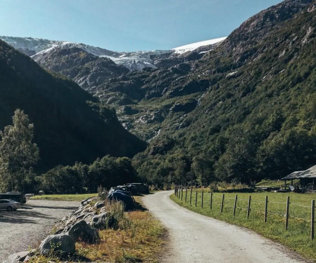 Buarbreen | Tipps für die abenteuerliche Wanderung zum Gletscher