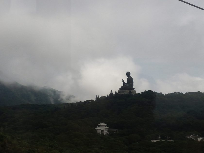 http://roadsandpages.com/Hongkong Giant Buddha Wisdom Path Trail Enlightenment/