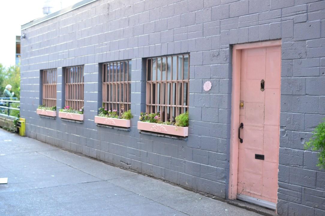 Pink Door Restaurant, Post Alley, Seattle