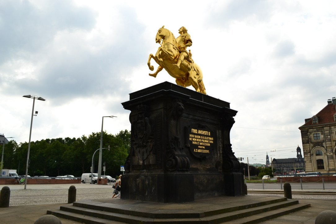 Augustus the Strong, Dresden, Germany