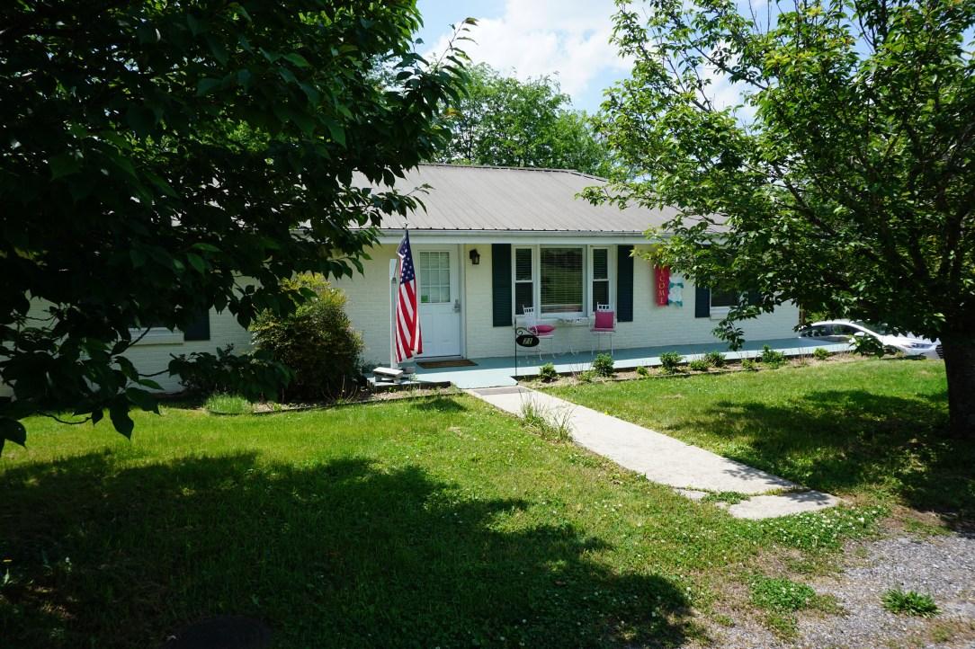 Magnolia Cottage in Lynchburg TN
