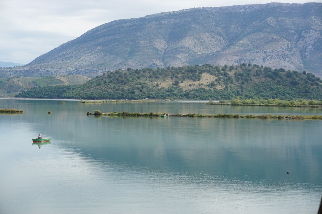 Fishing in Butrint National Park