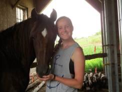 Sadie the Horse