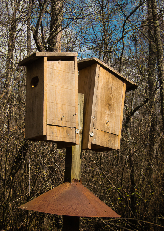 DIY How To Build A Wood Duck House PDF Download 18 inch