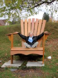Kinmount Big Chair