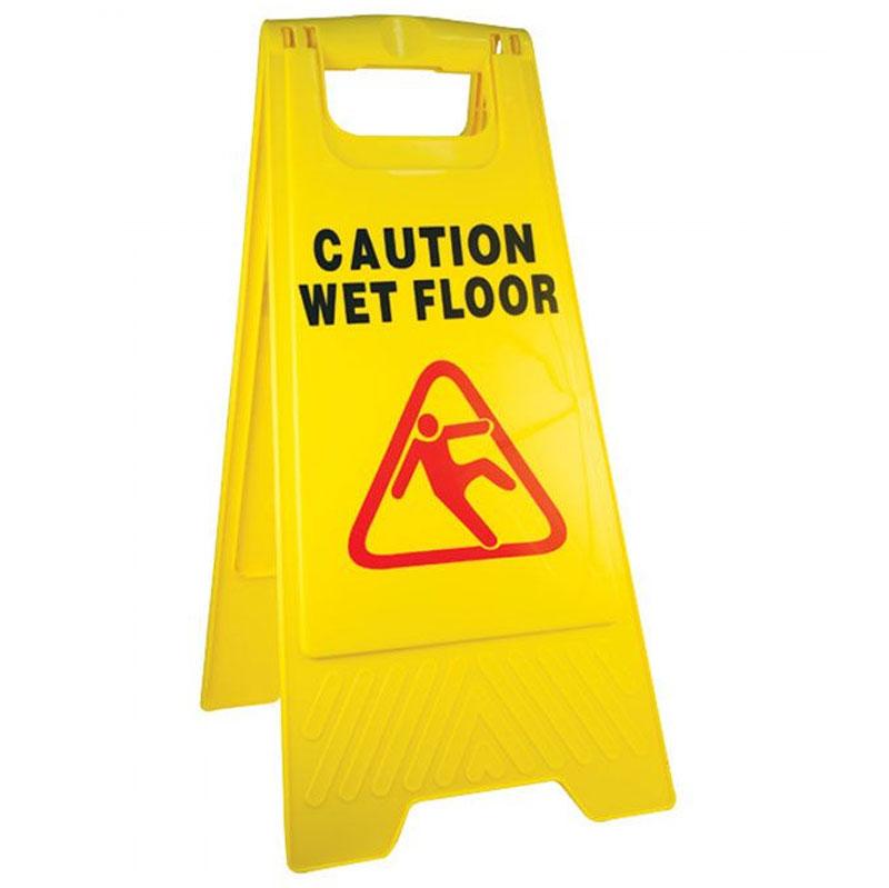 Caution Wet Floor Sign  Road Safety Supplier  RoadSky