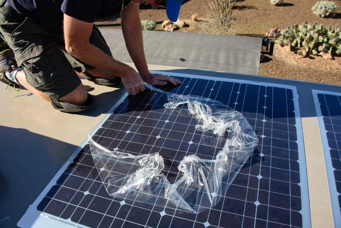 RV Solar Panels  Flexible or Rigid 12 or 24 volt Mono or Poly Yikes  Roads Less Traveled