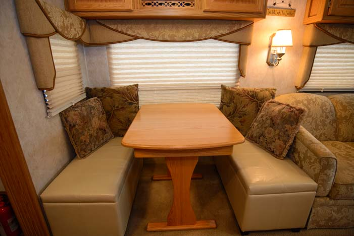 RV Storage Tip  Making Space  Getting Organized in an RV