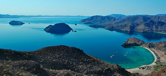 Baha Concepcin  From Fury to Fantasy in the Sea of Cortez