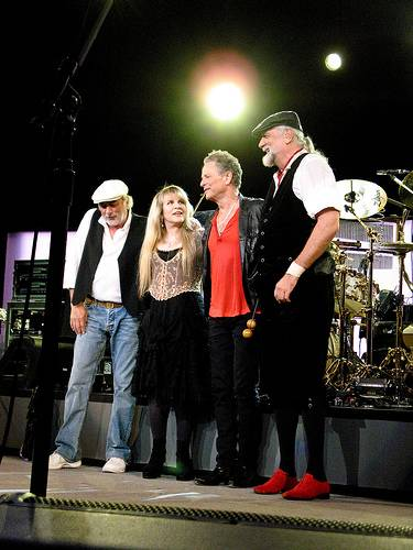 fleetwood mac live 2009 by bengarland flickr