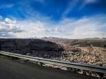Όψη της Βολιβιανής πρωτεύουσας