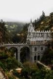 Ο εντυπωσιακός ναός Santuario de Nuestra Señora de las Lajas